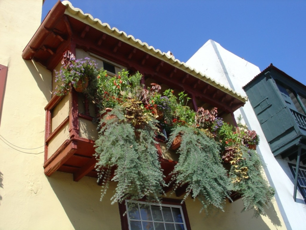 Coole Praktische Balkon Ideen