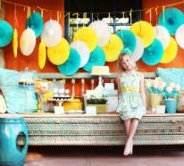 Schöne Deko Ideen zum Muttertag – verschönern Sie Ihre Wohnung !