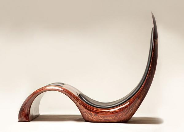 Lounge sessel holz leder  Designer Sessel Leder. Designer Sessel Leder Edelstahl Luxus ...