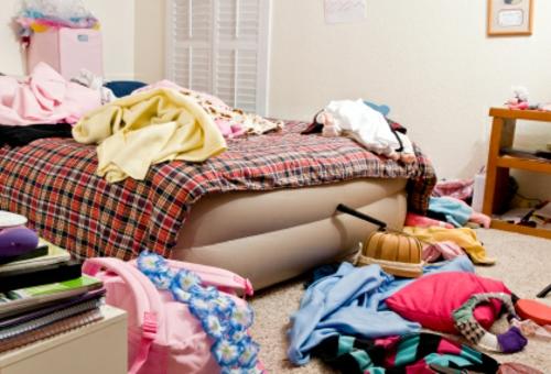 schlechtes feng shui schlafzimmer tipps keine ordnung