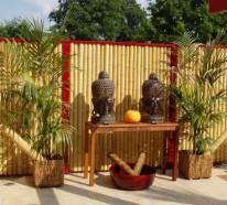 Sichtschutz Im Garten - Schützen Sie Ihre Privatsphäre! Tipps Sichtschutz Garten Privatsphare