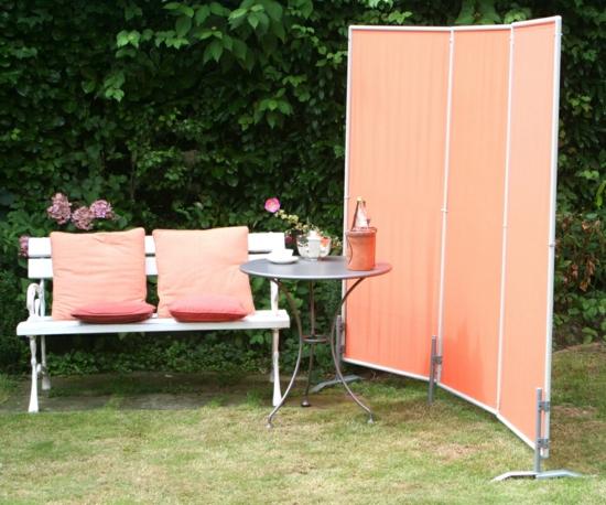 mobiler sichtschutz im garten ~ speyeder = verschiedene ideen, Terrassen ideen