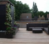 sichtschutz für terrassen coole bilder terrassen designs