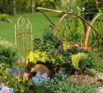 Skurrile Landschaft Design Ideen – eigenartige Garten Gestaltung