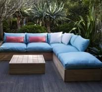 Sommer Haus Dekoration – Schaffen Sie frische Atmosphäre zu Hause!