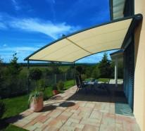 Coole Terrassenuberdachung Ideen Extravagante Designs Aus Aller Welt