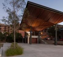Coole Terrassenüberdachung Ideen – hochmoderne, extravagante Designs aus aller Welt