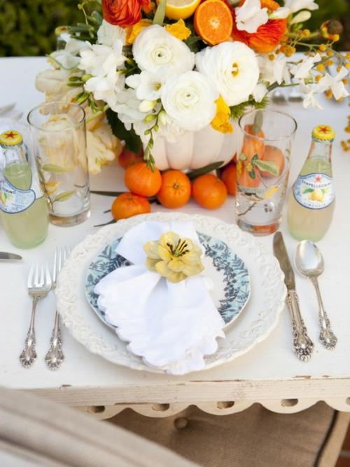 41 tolle Tisch Deko Ideen zum Muttertag 2013 selber machen