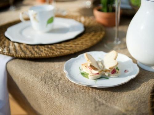 Tisch Deko Ideen zum Muttertag kreativ