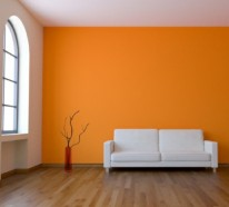 Wände streichen – Ideen für das Wohnzimmer
