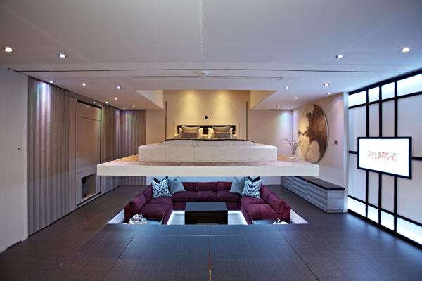 Wohnung im stadtzentrum ein yo home apartment - Tv im schlafzimmer ...