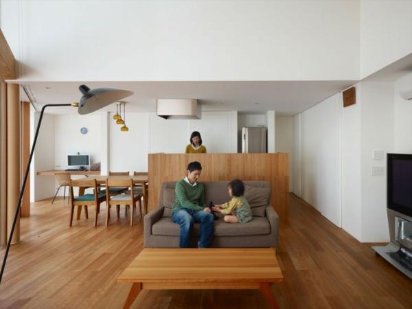 Minimalistisches architekten haus von fujiwarramuro architects for Haus einrichtung