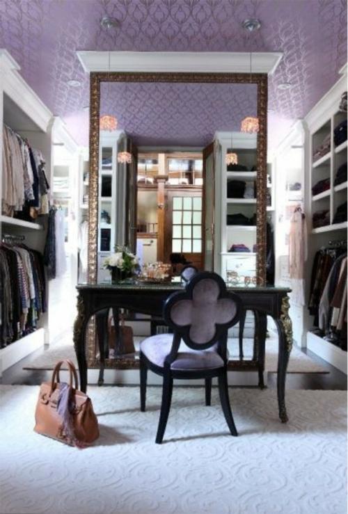 Ankleideraum gestalten - 40 feine Ideen für Ihren ...