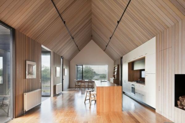 Architektur Und Design Australien Haus Inneneinrichtung Holz