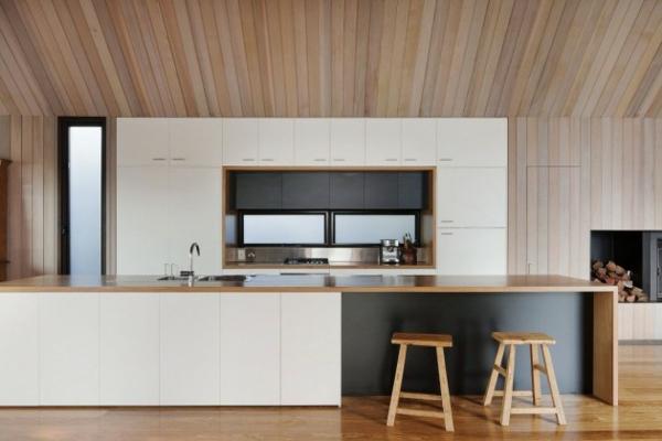 architektur und design aus australien - haus mit meerblick - Küche Architektur
