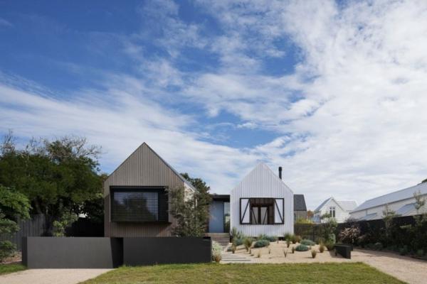 architektur design australien haus meerblick garten