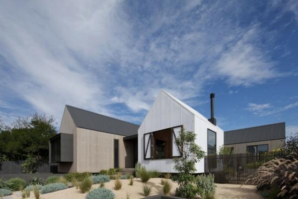 architektur design australien haus meerblick häuschen