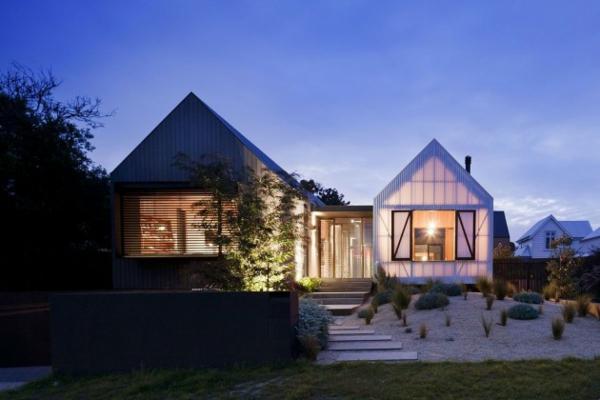 architektur und design australien haus meerblick