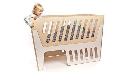Babyzimmer Möbel - komfortables Kinderbett von Jall&Tofta | {Möbel kinder 49}
