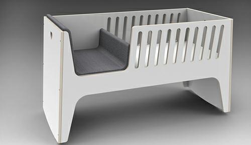 Babyzimmer Möbel - komfortables Kinderbett von Jall&Tofta | {Babyzimmermöbel 23}