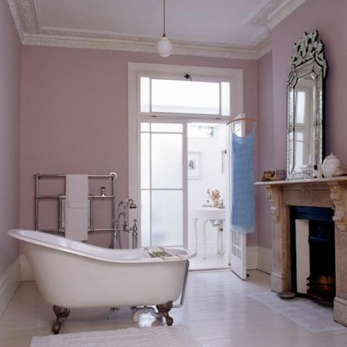 badezimmer design möbel weiblich hell badewanne
