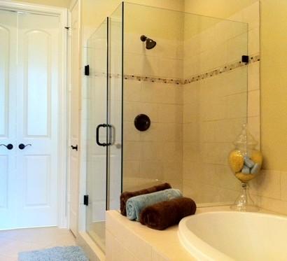 Badezimmer Ideen - moderne Duschkabinen Designs