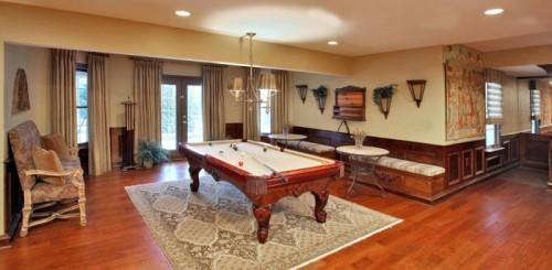 10 billard raum dekoration ideen spielzimmer f r erwachsene for Haus accessoires dekoration