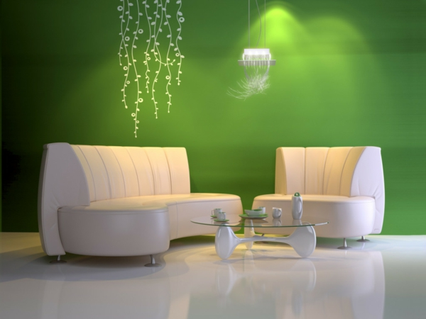 wohnzimmer grün weiß:Wohnzimmer : Wohnzimmer Grün Weiß plus Wohnzimmer Grün