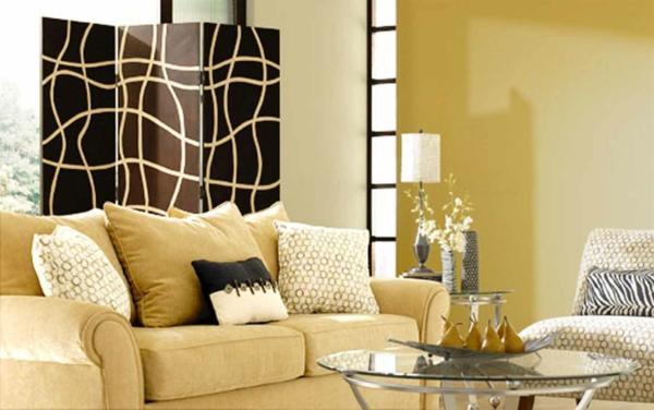 schöne wohnzimmer farbe:Coole Farben für Wohnzimmer – Elegante, schöne Farbschemas zu Hause