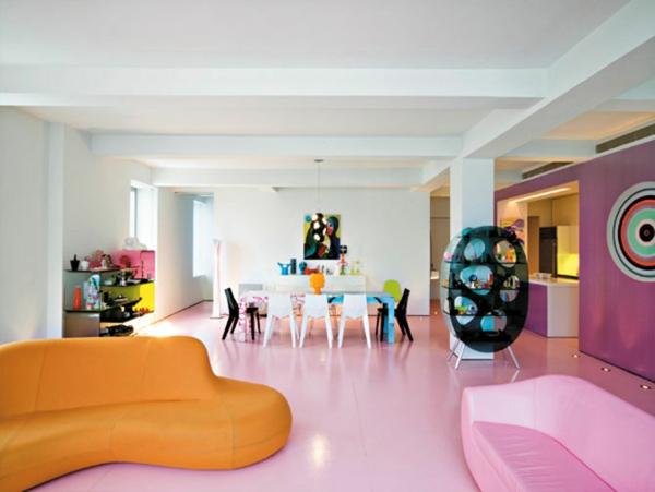 Coole farben für wohnzimmer   elegante, schöne farbschemas zu hause
