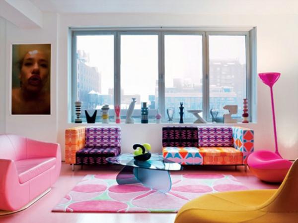 Coole Farben für Wohnzimmer - Elegante, schöne Farbschemas zu Hause