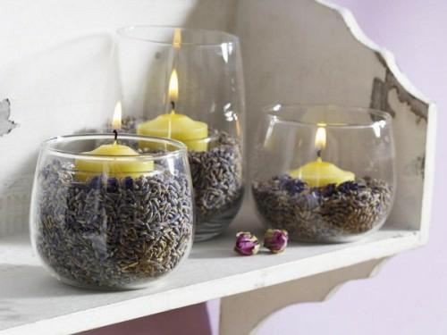 wohnzimmertisch deko:wohnzimmertisch deko : 37 coole Kerzen Ideen für den Sommer