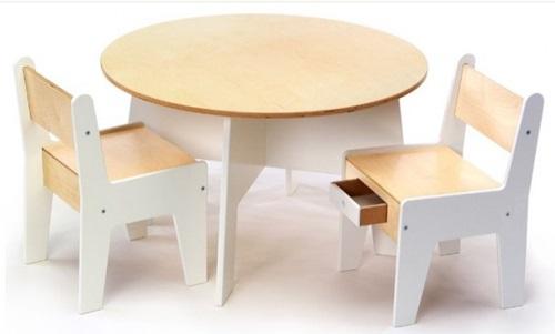 10 coole kinder spieltisch ideen verspielte interessante designs. Black Bedroom Furniture Sets. Home Design Ideas