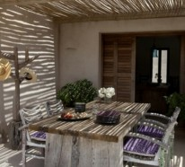 20 Coole, moderne Gartenmöbel Designs für Balkon und Garten angebracht