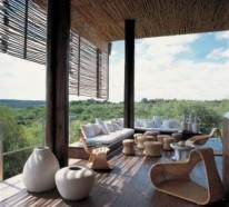 20 Coole, moderne Gartenmöbel Designs für Terrasse und Balkon angebracht