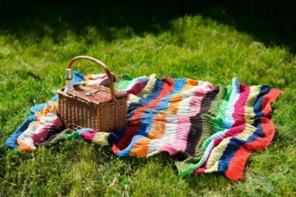 Coole Picknick Ideen - in der Natur mit der ganzen Familie