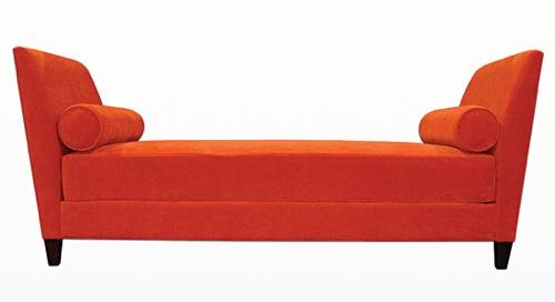coole traumhafte sofa designs niedrig rot samt