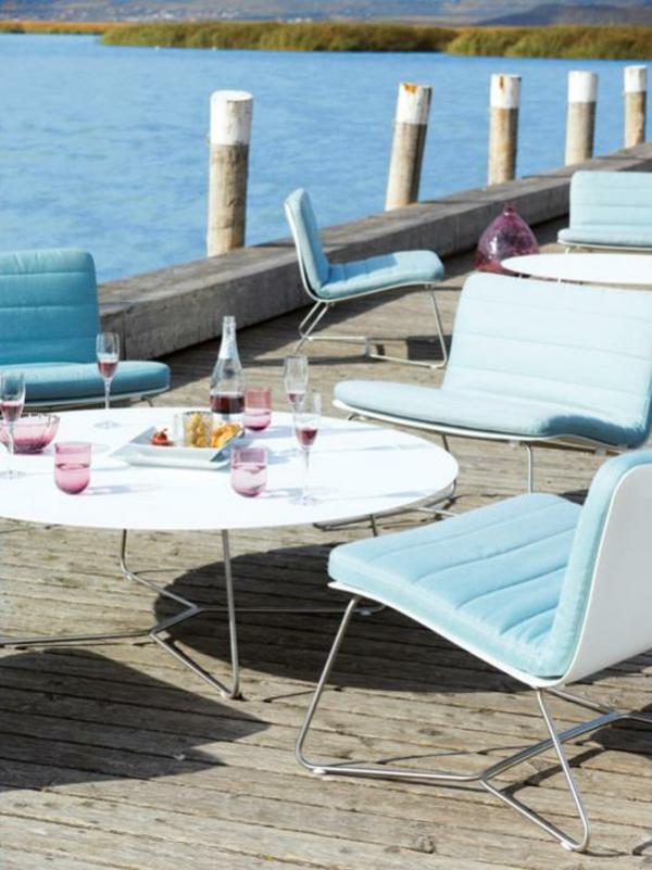 coole trendy outdoor m bel designs von viteo sommer im. Black Bedroom Furniture Sets. Home Design Ideas