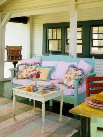 coole veranda designs leicht leben