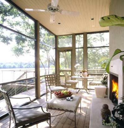 coole veranda designs leicht modern einfach