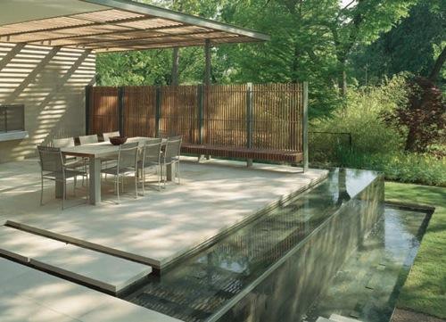 schöne wassergarten ideen wasseranlage mesa garden studio