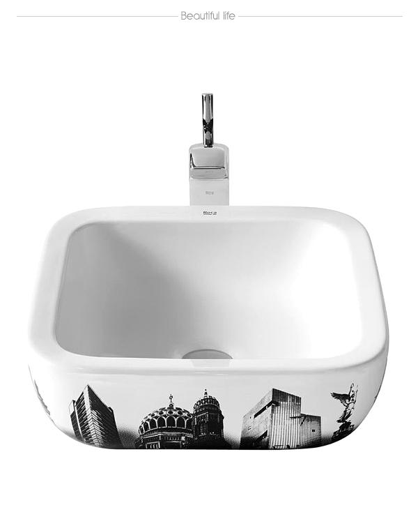 design waschbecken weltstadt abbildung inspiration
