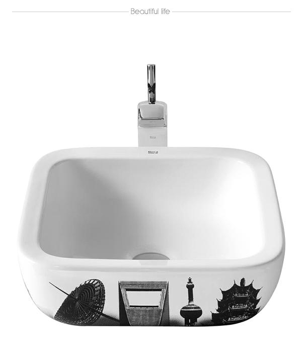 design waschbecken weltstadt abbildung