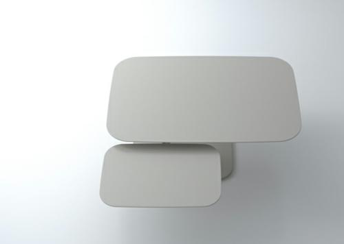 Designer kaffee tisch von roberto paoli f r ligne roset for Designer tischplatten