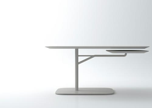 designer kaffee tisch originell oberfläche tischplatte