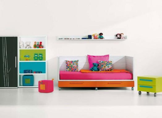 Designer Möbel für coole Kinderzimmer Einrichtung von BM2000
