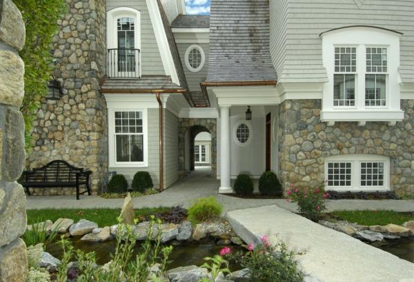Die veranda neu bauen erfrischen und renovieren sie den for Klassisches haus bauen