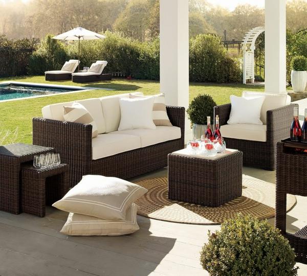 Wie Soll Man Die Verschiedenen Gartenmöbel Reinigen Nützliche Tipps