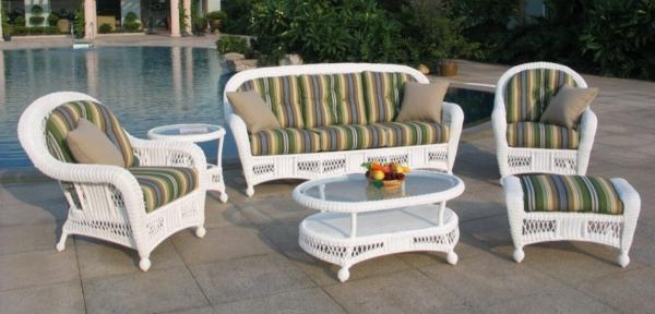 ratan gartenmöbel: kaufen großhandel ratan sofa aus china., Garten und Bauen