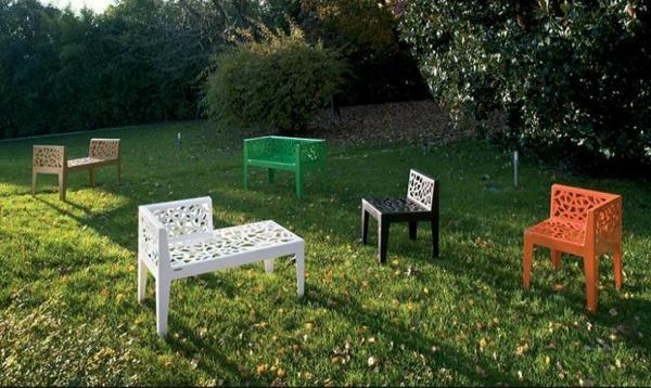 Gartenmobel Gunstig Set :  die verschiedenen Gartenmöbel reinigen – nützliche Tipps und Ideen